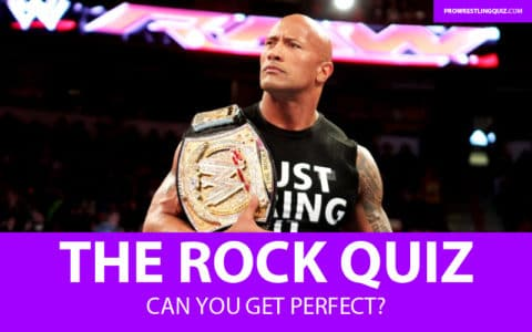 The Rock Quiz and TRIVIA
