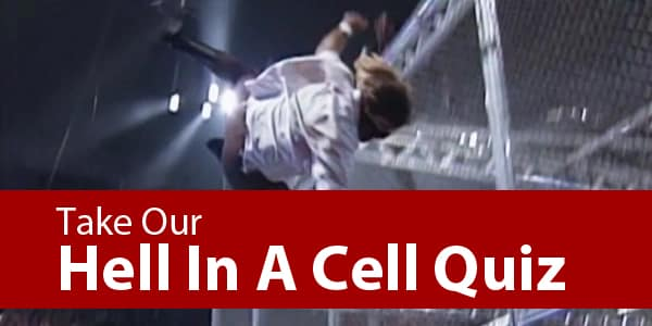 WWE Hell In A Cell quiz trivia