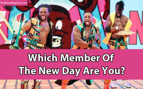 Which Member Of The New Day Are You